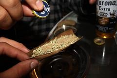 (Pastor Jim Jones) Tags: beer corona alcohol blunt marajuana