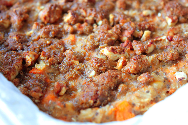 Sweet Potato Breakfast Casserole - TheDiva-Dish.com