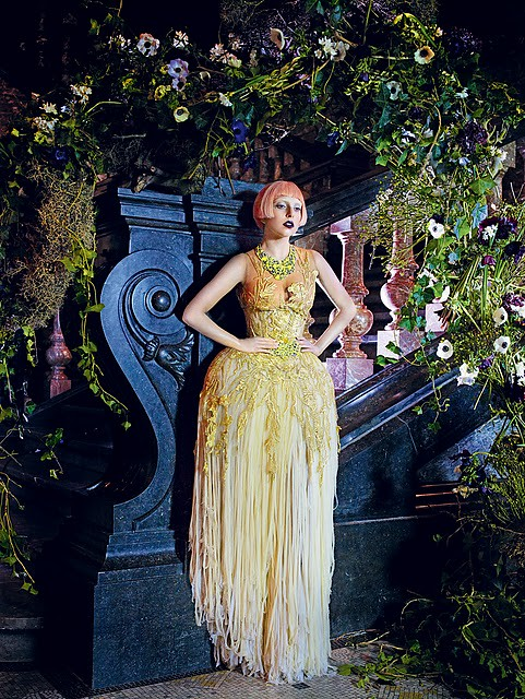 Lady Gaga for Vogu March 2011 (5)