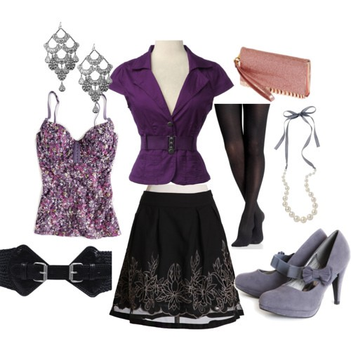 Dress You Up #3: J. Outfit #7