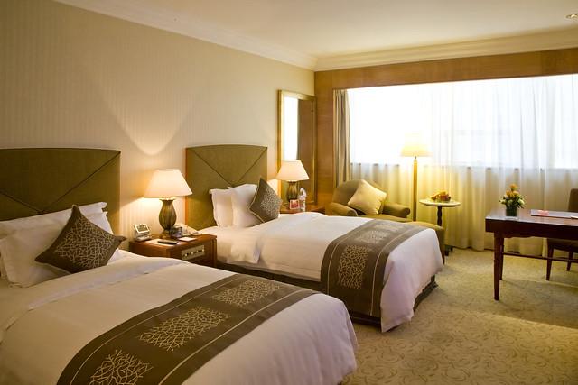 クラウン プラザ 青島 ホテル