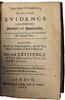 Second title page of Saducismus triumphatus