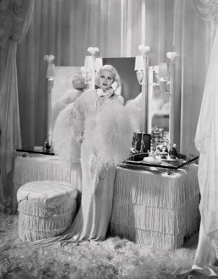 Jean Harlow robe