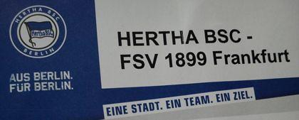 Hertha BSC - FSV Frankfurt, 04.03.2011 - 4