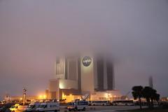 Foggy VAB