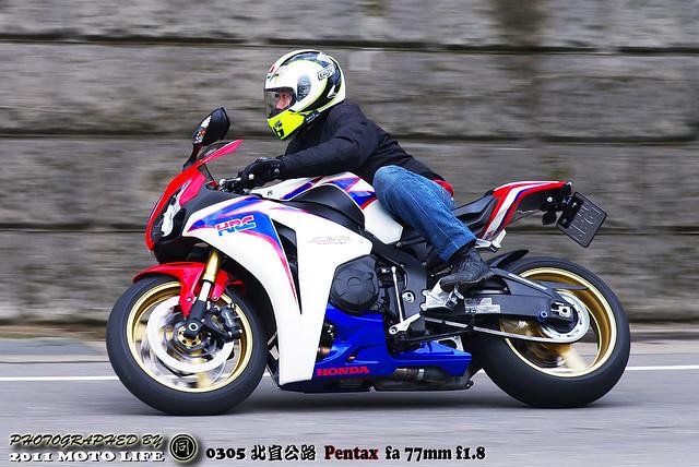 FA 77 動態散景測試 ~