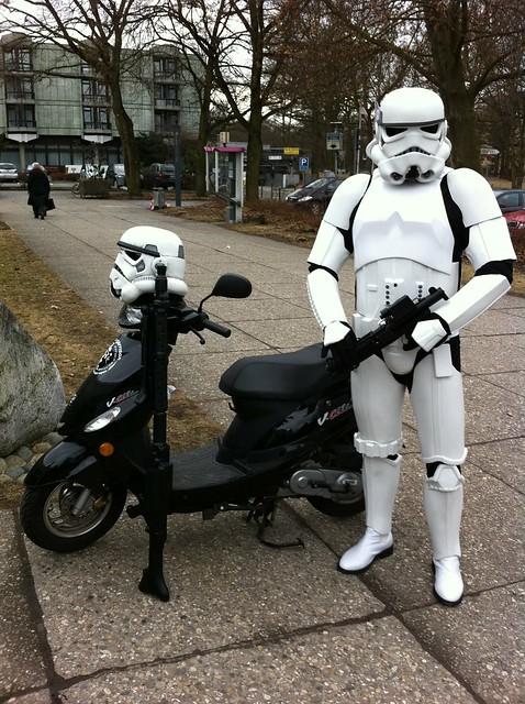 Trooperscooter