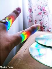 Paz y Amor♥ (MarinaArg) Tags: rainbow peace
