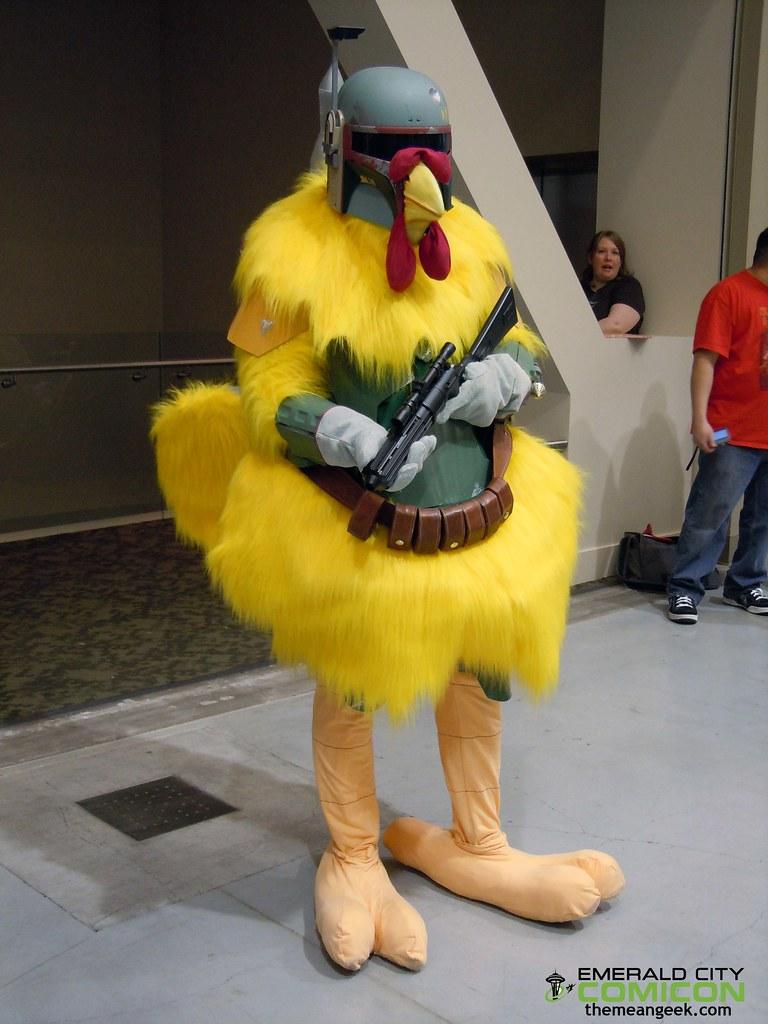 Family Guy Star Wars Giant Chicken