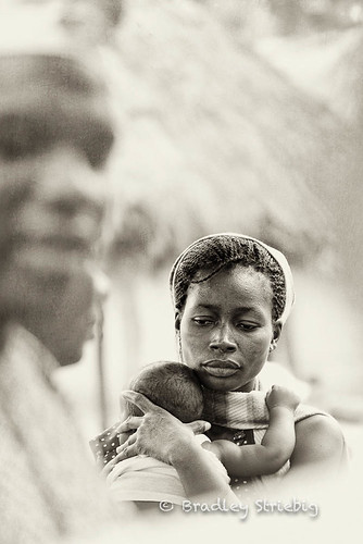 Mother and Child of Zoungbomey