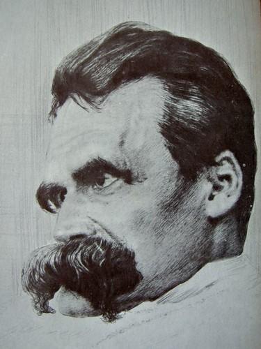 Nietzsche por Hans Olde