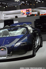 Bugatti Veyron GrandSport (Joris Clerc | AutoSpotters) Tags: mars sport geneva geneve grand salon ge bugatti genve gs automobiles motorshow voitures veyron 2011 franaises grandsport allemandes italiennes