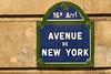 M21162_AvenueNewYork_Paris (aamengus) Tags: paris france streetsign tokio nomenclature etatsunis triangledor 16earrondissement voirie ef300mmf4lisusm avenuedenewyork eos7d xviearrondissement panneauderue