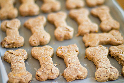 SunButter and Bacon Dog Biscuits - 6