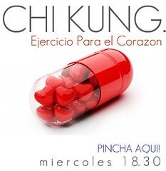 CHI KUNG EJERCICIO PARA EL CORAZON , CLASES