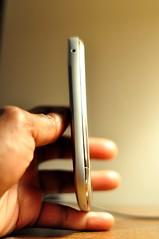 Nokia C7 - Ventral View