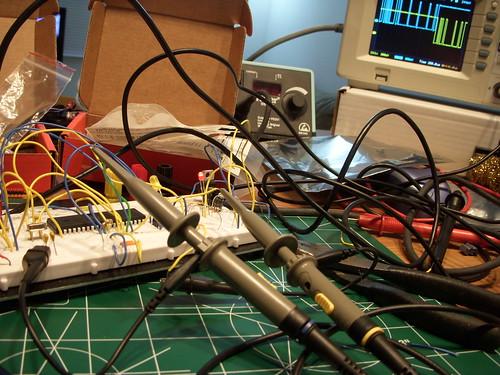 Testing Bootloader UART