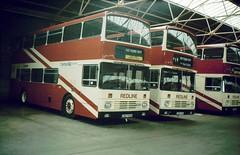 Central Scottish Leyland Olympian Alexander LO7/6/9 (miledorcha) Tags: bus express ek alexander redline sbg doubledecker leyland eastkilbride olympian rtype csmt scottishbusgroup alexanderrl onlxb1rh centralscottish c806khs c809khs c807khs