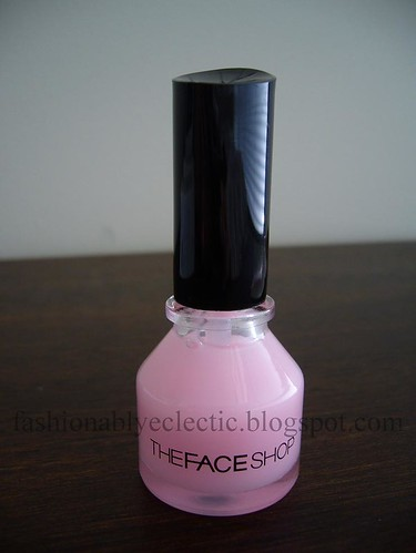 The Face Shop base coat