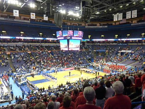 MVC Tournament Bradley vs. Drake - Project 365 Day 62 by Ladewig