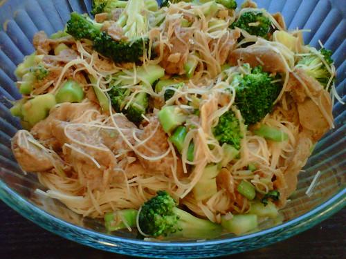 Ming Tsai's Tamari Tofu Stir Fry