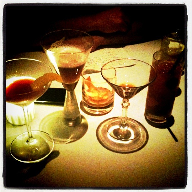 Cocktails at Ray's and Stark Bar by Caroline on Crack