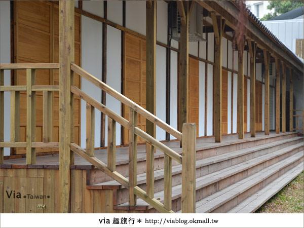 【台中刑務所演武場】台中日式復古建築~刑務所演武場