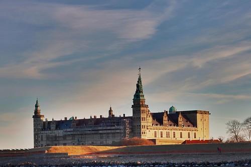 Kronborg, Denmark by ryge