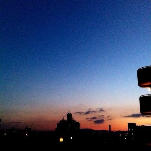 今日の写真 No.128 – 昨日Instagramへ投稿した写真(3枚)/iPhone4 + Photo fx