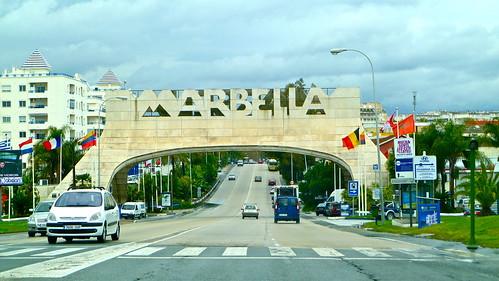 Vacación en familia a Marbella