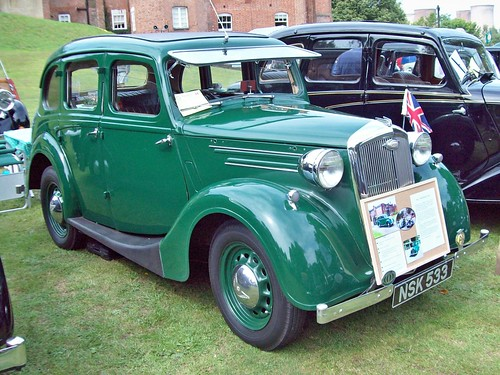 21 Wolseley Ten (1939-48)
