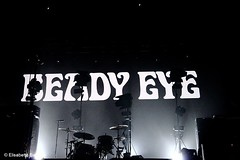 Beady Eye @ Alcatraz (Mi) (Elisabetta Bellosta) Tags: beady eye liam gallagher gem archer andy bell chris sharrock jeff wootton matt jones different gear still speeding tour 2011 alcatraz milano live oasis brit pop elisabetta bellosta