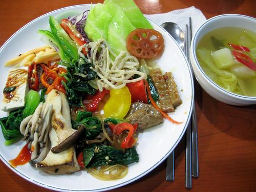 Vegan Buffet Cheonan