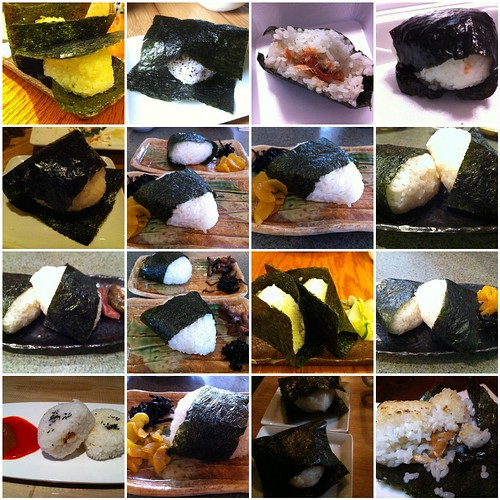 My Onigiri Collection