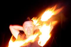Koh phi phi fire show