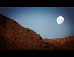 Despierta! (Nina Across the Universe) Tags: chile santiago moon luna andes intermission montaa cordillera despierta svefngenglar retofs1 superluna