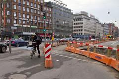 Dismount and Detour