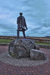 David Stirling Memorial HDR (Lorne Rutherford) Tags: david memorial stirling perthshire row hdr dunblane doune