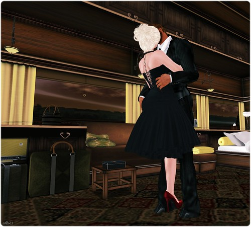 Style - The Orient Express, Smooch!