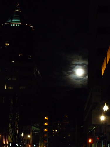 Moon & Tower