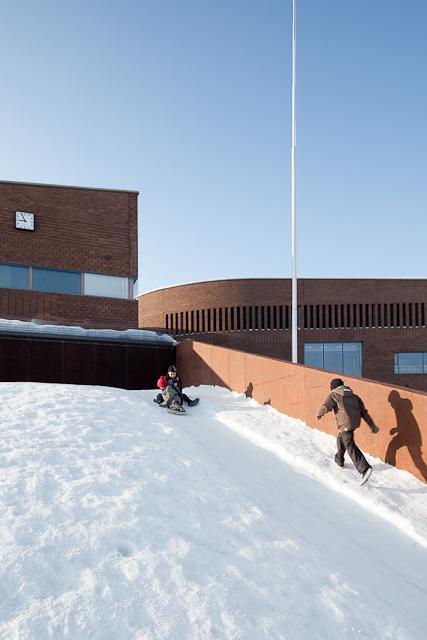 Kirkkojärvi School - Kirkkojärven koulu IV