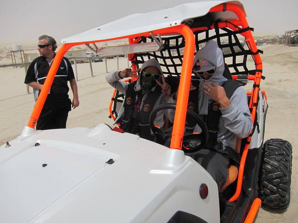 Formula D Qatar XDC Irwindale Mar 2011 142