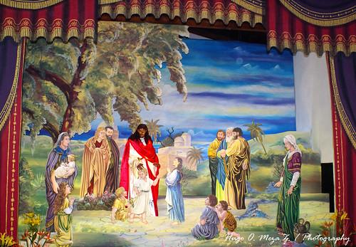 Velaciòn de La Iglesia de Santa Ines