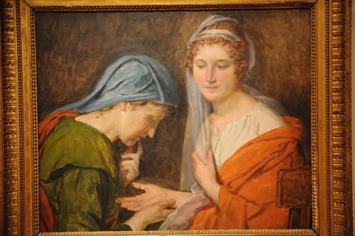 The Fortune Teller (La Bonne Aventure) Jacques-Louis David