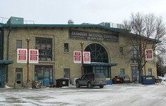 CNE Garage, The Forks 5
