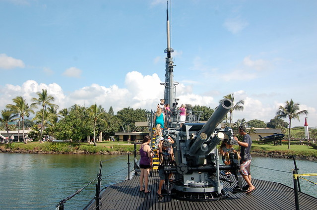 USS Bowfin Submarine, Pearl Harbor