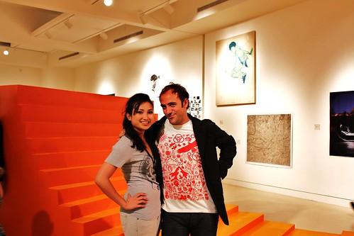 Gretchen Reyes, Arts for LA Associate