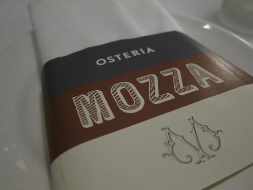 LA - Osteria Mozza