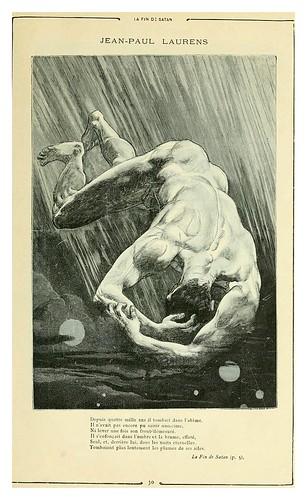 001-El fin de Satan-Cent dessins  extraits des oeuvres de Victor Hugo  album specimen (1800)