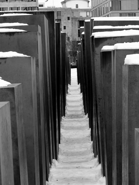 mémorial de l'holocauste à berlin